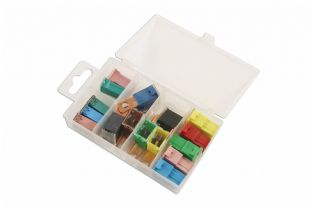 Connect 30725 16 Piece Assorted PAL & J Type Fuses